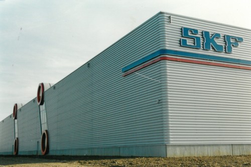 Distributiecentrum SKF Tongeren