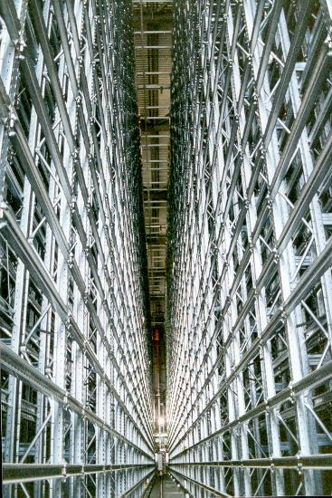 Distributiecentrum SKF, Tongeren
