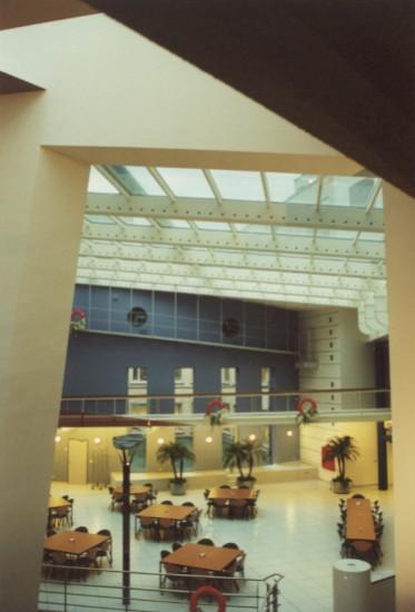 Renovatie en uitbreiding kantoorgebouw Electrabel, Gent