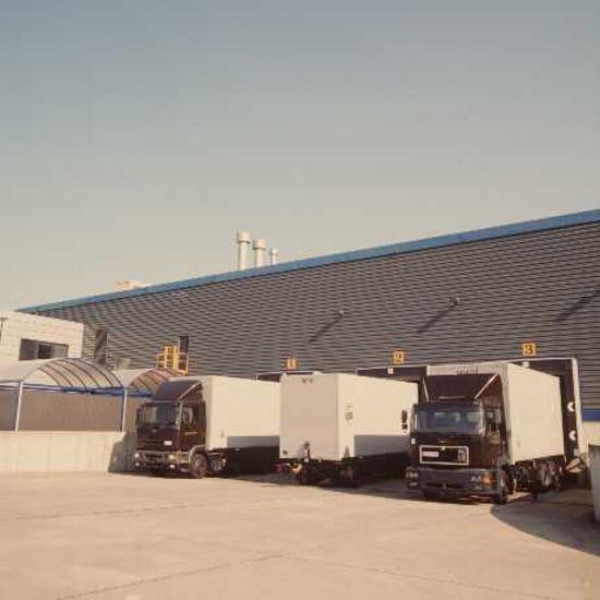 Distributiecentrum en kantoorgebouw Power Tools, Hoeselt