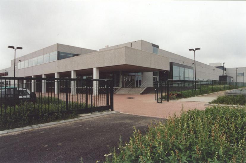 Productiegebouw BarcoView, Kortrijk