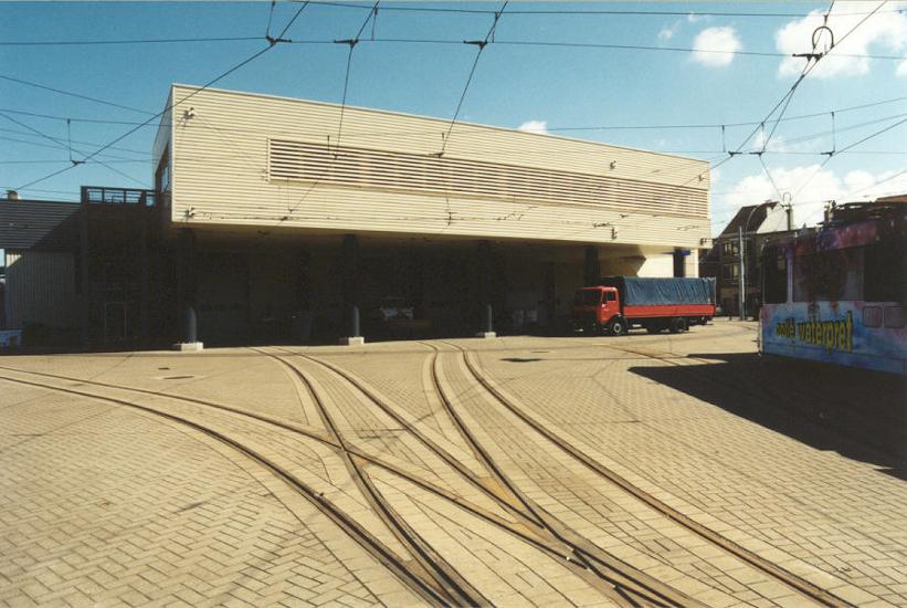 Vernieuwing kantoorgebouw DeLijn, Oostende