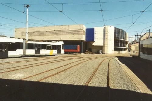 Kantoorgebouw De Lijn Oostende