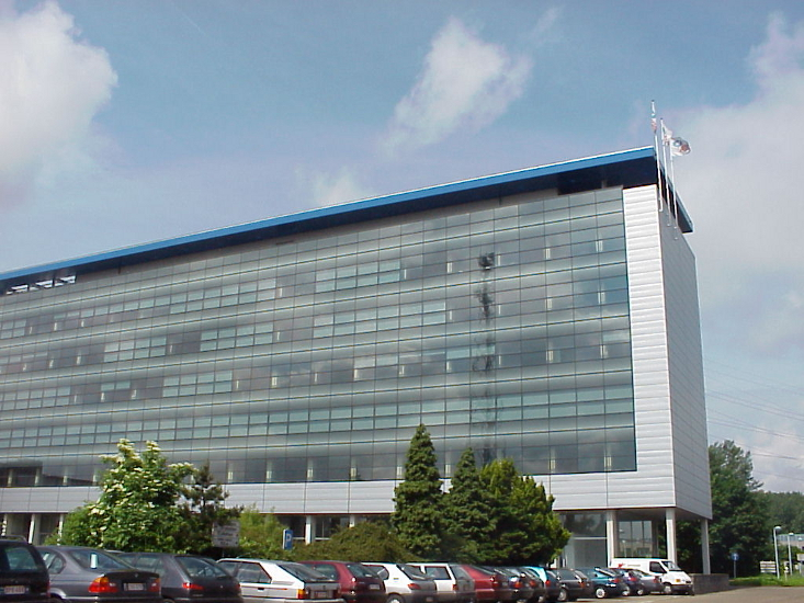 Renovatie kantoorgebouw N-Allo, Mechelen