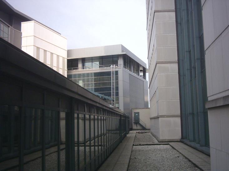 Renovatie kantorencomplex KBC, Brussel
