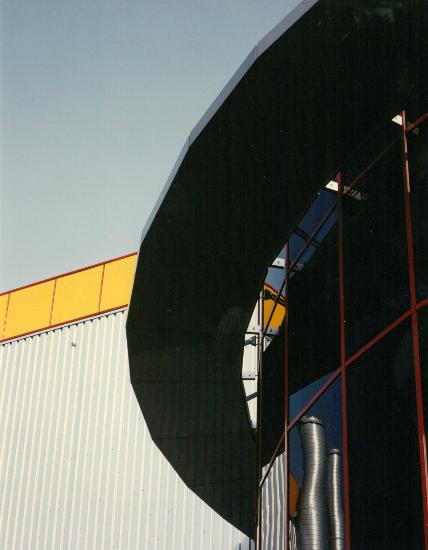 Productiehal en kantoren Mietec, Oudenaarde