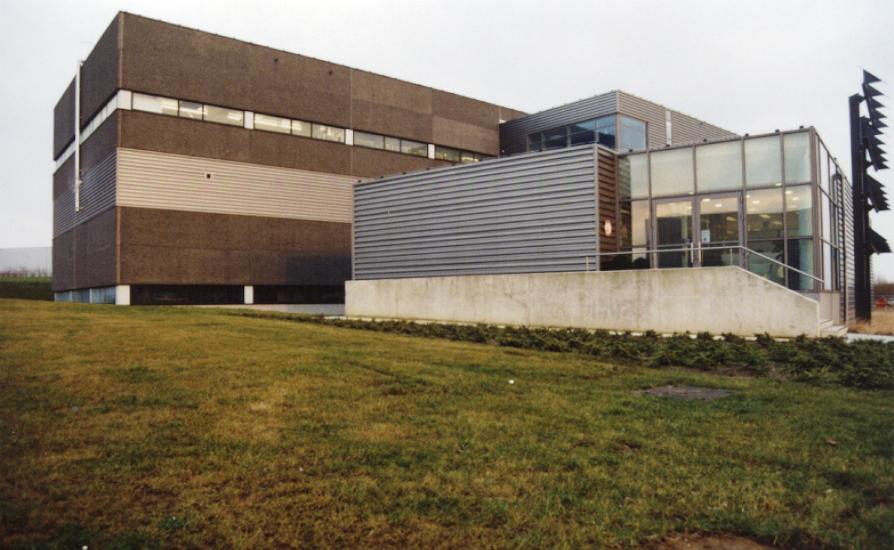 Productiegebouw Photovoltech, Tienen