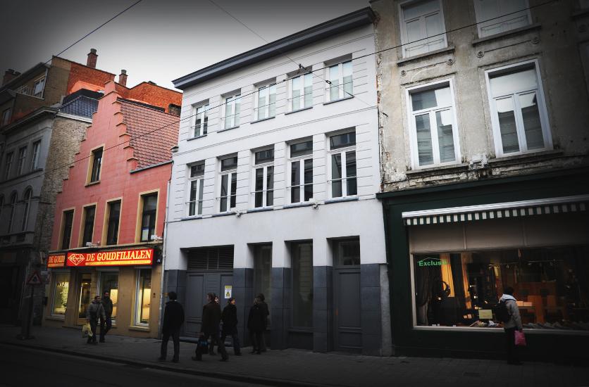 Tractiestations De Lijn, Gent