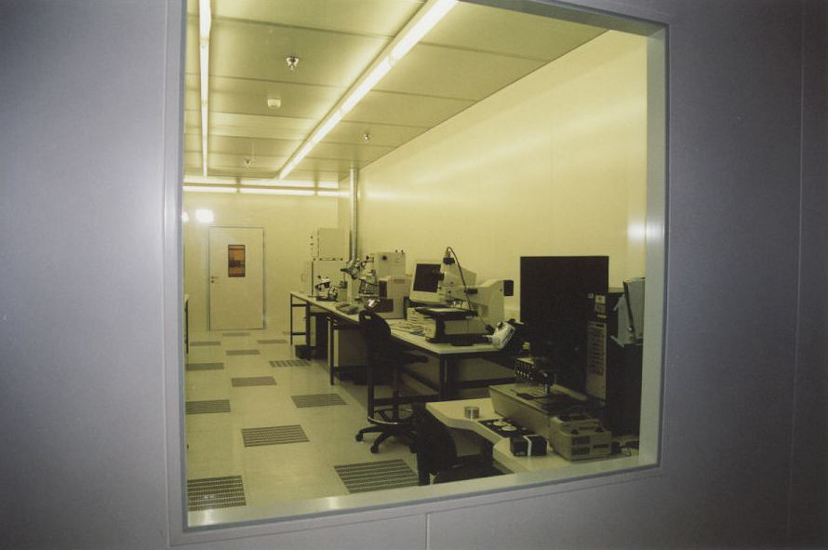 Labo voor micro-en opto-electronica Universiteit Gent, Gent