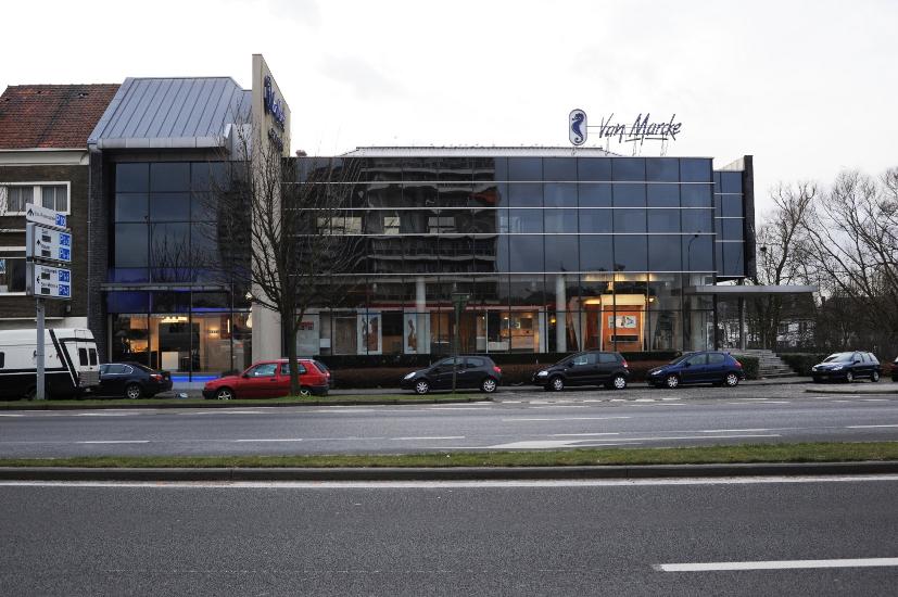 Toonzaal en magazijn Van Marcke, Gent