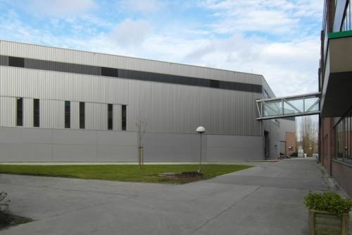 Proces pilot plant Cargil, Vilvoorde