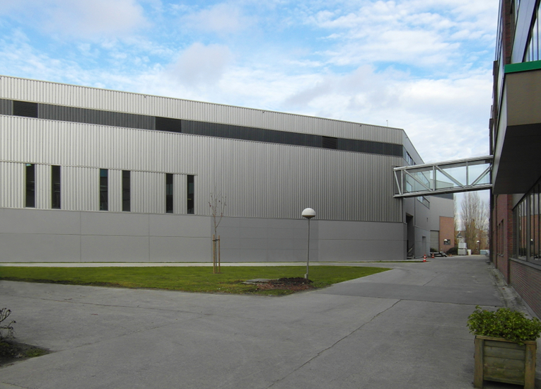 Renovation and extension of proces pilot plant Cargill, Vilvoorde