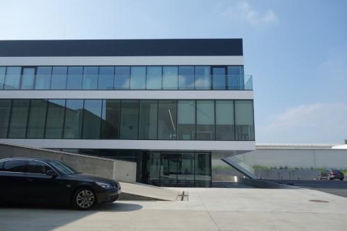 Office Building Meubar, Aartrijke