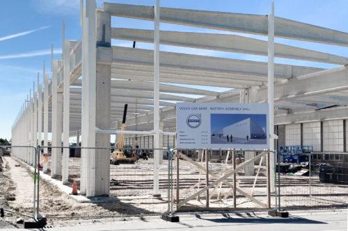 Kanaal Z: 'Volvo Cars bouwt batterijfabriek in Gent'
