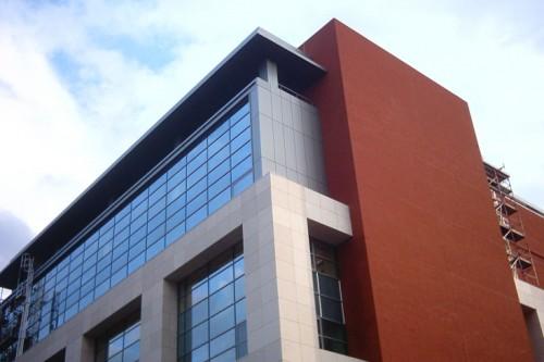 Kantoorgebouw KBC Brussel
