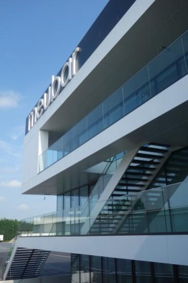 kantoorgebouw Meubar, Aartrijke