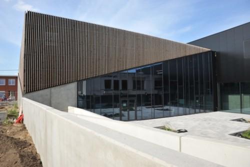 Werf sport- en cultuursite Ridefort,  Oostkamp