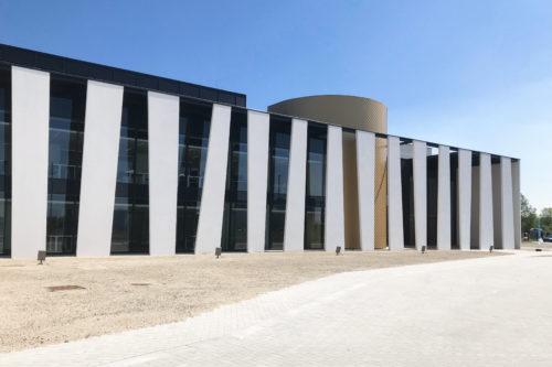 Focus-WTC: 'Maritiem onderzoekscentrum geopend in Oostende'