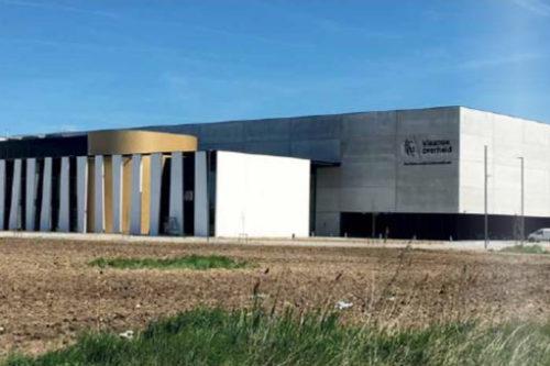 Bouwen Aan Vlaanderen: 'Moderne proeftuin voor scheepsmodellen tot 8 meter'